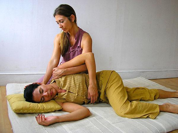 Тайский массаж. Другие страны.