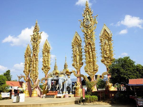 Живописный таиландский курорт Чианг Рай. Другие страны.