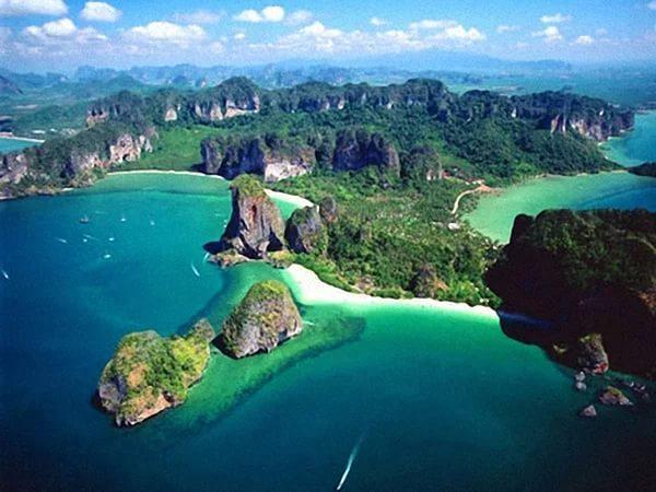 Краби. Тайланд. Другие страны.