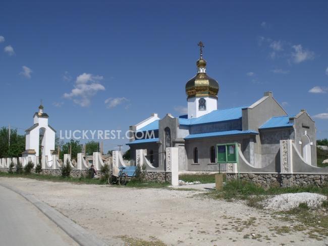 Оленевка. Крым.
