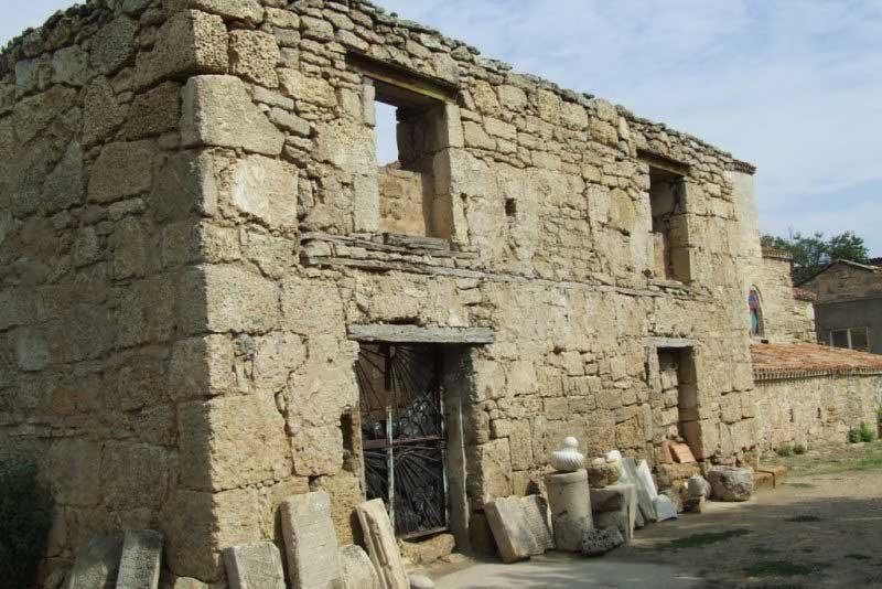 Город Евпатория. Монастырь дервишей и музей «Текие дервиш»