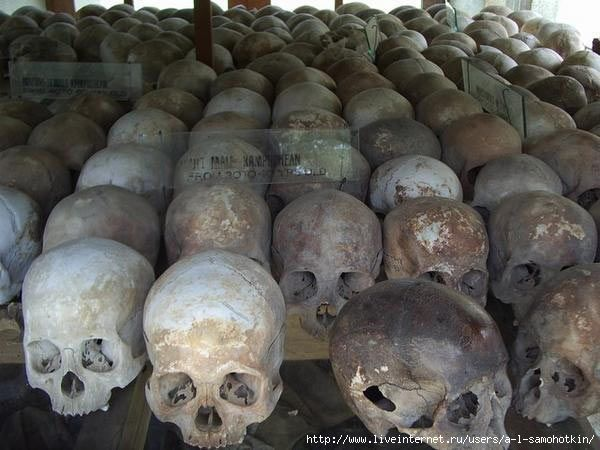 Все о режиме Пол Пота в Камбодже. Камбоджа