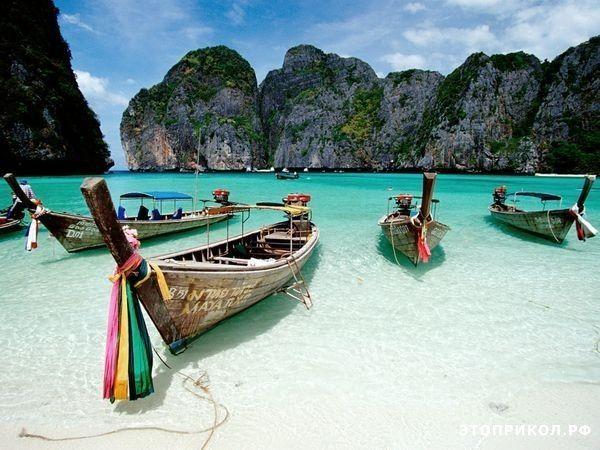 TCT предлагает продлить в Таиланде новогодние праздники. Таиланд