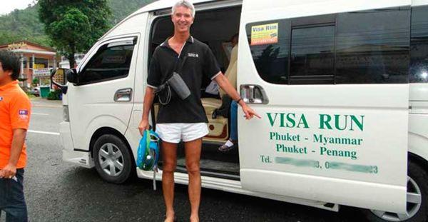 Виза в Тайланд для Россиян — нужна ли виза в Тайланд. Таиланд