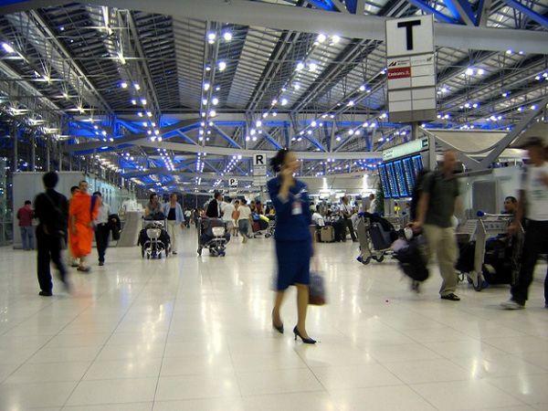 Время полета Москва — Тайланд. Таиланд