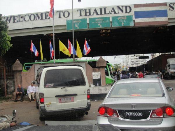 Миграционная карта в Тайланд: что это и как заполнить. Таиланд