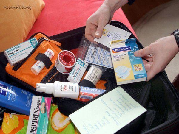 Какие лекарства взять в Тайланд — список. Таиланд