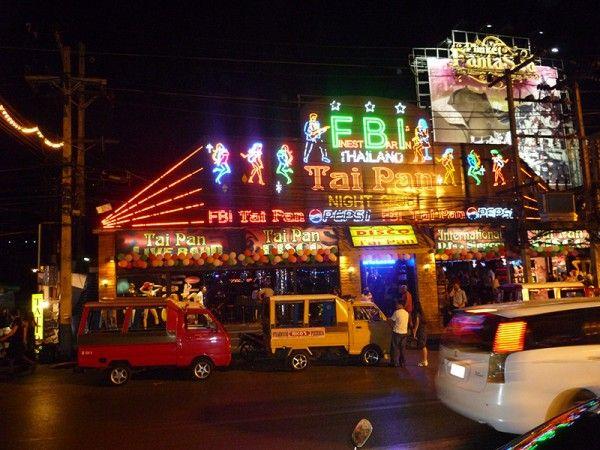 Все о пляже Патонг — Пхукет. Таиланд