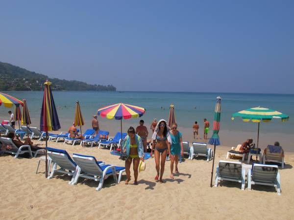 Особенности пляжа Пхукета — Камала бич. Таиланд