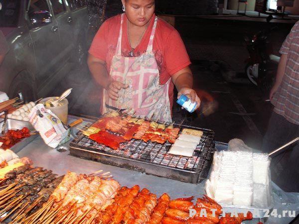 Еда в Тайланде — традиционная кухня и морепродукты. Таиланд