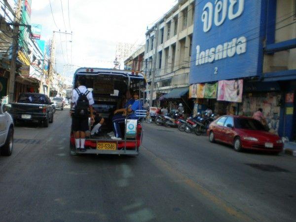 Виды и стоимость тук-туков в Тайланде. Таиланд