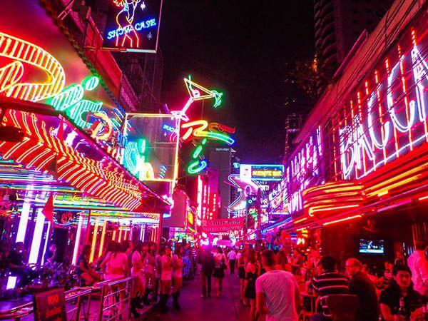 Как мы встретили новый год в Бангкоке. Таиланд