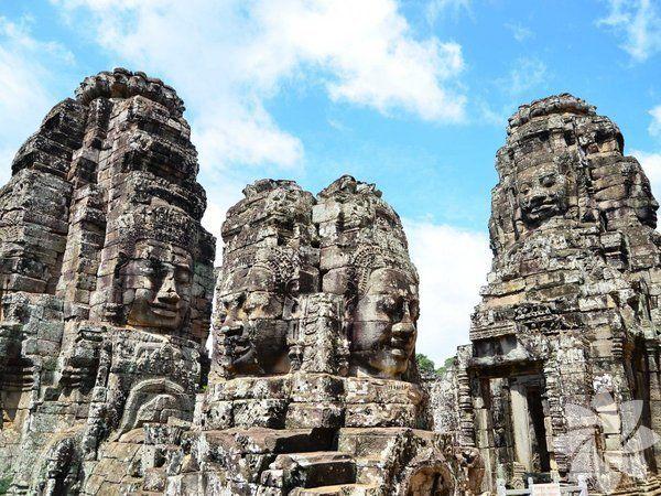 Камбоджа. Черное в белом. (Очерк). Камбоджа