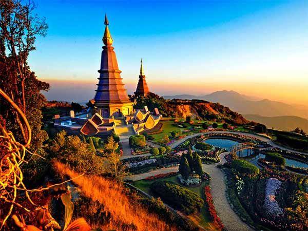 Тайланд - описание. Таиланд