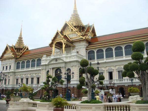 Королевский Дворец. Таиланд