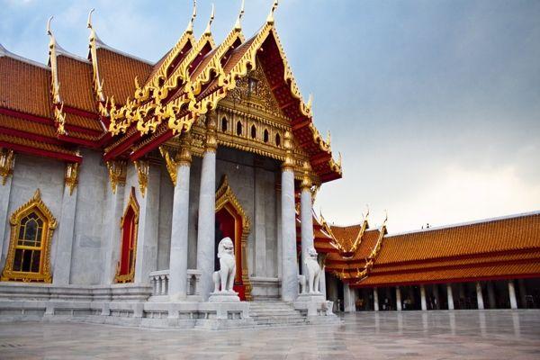 Мраморный музей. Таиланд