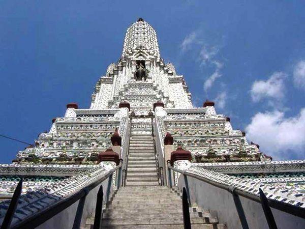 Храм Ват Арун - Бангкок - Тайланд. Таиланд