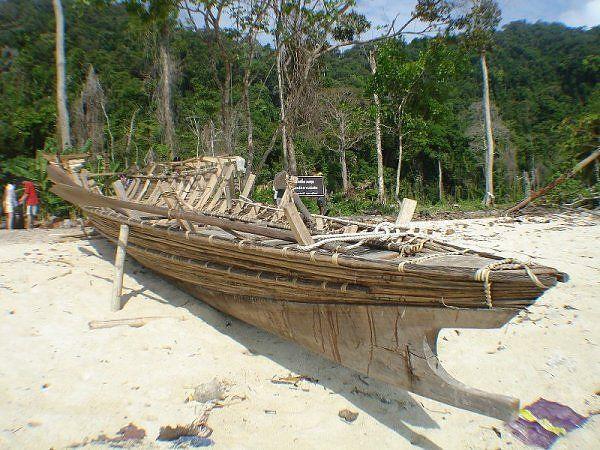 Национальный парк Му Ко Сурин. Таиланд