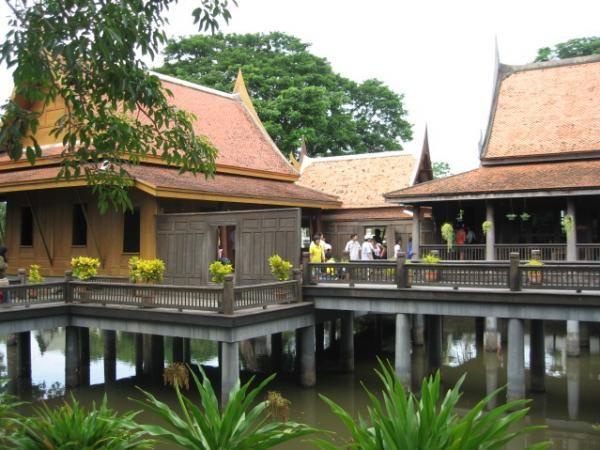 Бангкок (Центральный Тайланд). Окрестности Бангкока. Таиланд