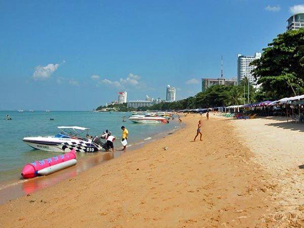 Восточный Тайланд (Сиамский залив). Паттайя (Pattaya). Таиланд