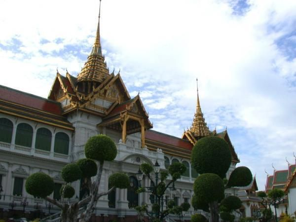 Достопримечательности Бангкока. Таиланд