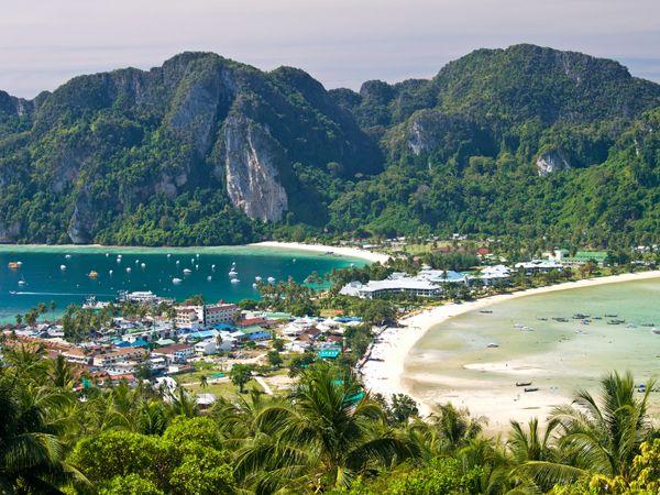 Южный Тайланд. Острова Пхи-Пхи (Phi-Phi Islands). Таиланд