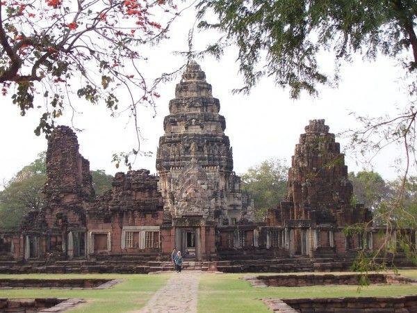 Северо-Восточный Тайланд. Таиланд