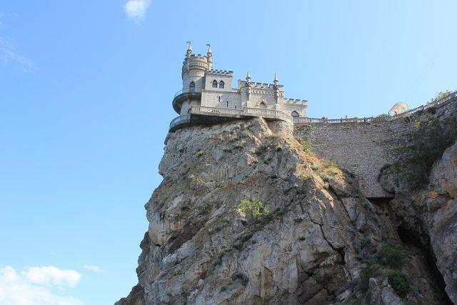 Ялта Крым Ласточкино гнездо